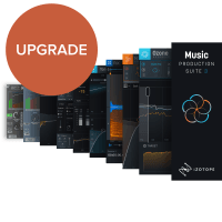 iZotope Music Production Suite 3 UPG from Tonal Balance Bundle (Serial Download)