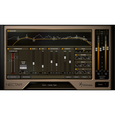 iZotope Music Production Suite – UPGRADE from MPB 1 (Serial Download)