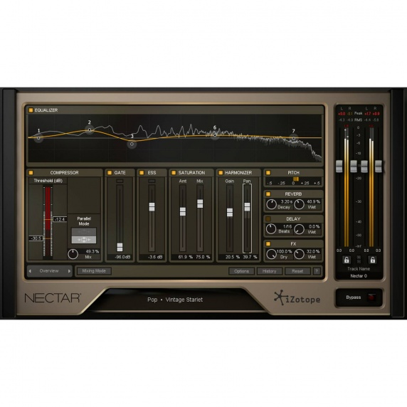 iZotope Nectar 2 Production Suite - Serial Download