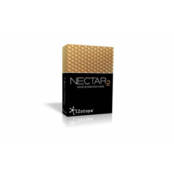 iZotope Nectar 2 Vocal Production Suite - Educational (Serial Download)