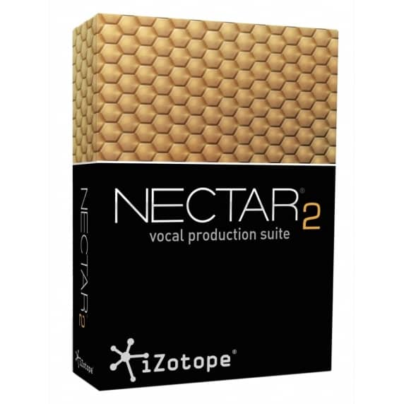 iZotope Nectar 2 Vocal Production Suite (Serial Download)