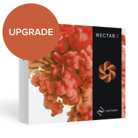 iZotope Nectar 3 UPGRADE from Nectar Elements (Serial Download)