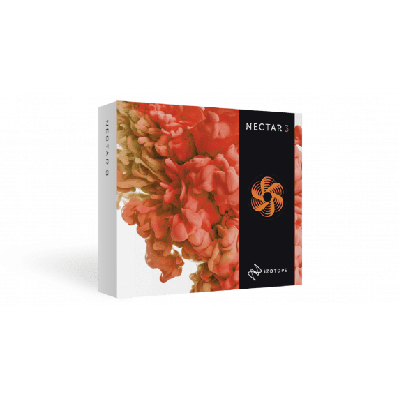 iZotope Nectar 3 Vocal Production Suite UPGRADE from MPS 1 (Serial Download)