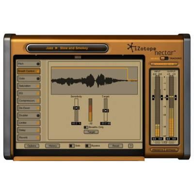 iZotope Nectar - Complete Vocal Suite Plugin (BOXED)