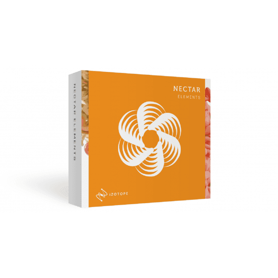 iZotope Nectar Elements Vocal Plug-in (Serial Download)