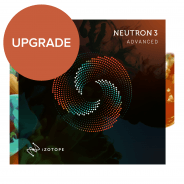 iZotope Neutron 3 Advanced UPGRADE from Neutron 1-2 Advanced (Serial Download)