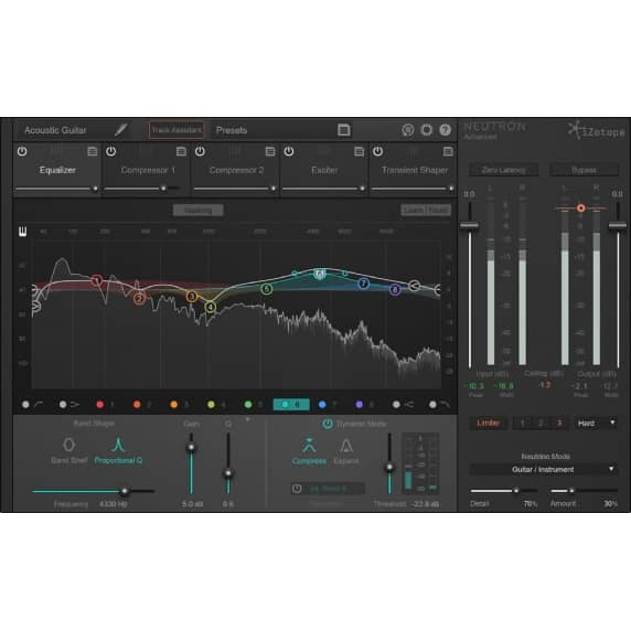iZotope Neutron Adv Mixing Loyalty Xgrade (Serial Download)
