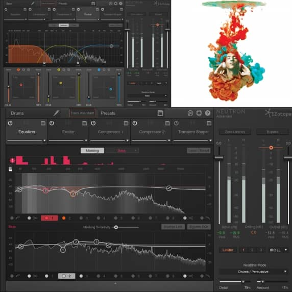 iZotope Neutron Standard Upgrade from Elements (Serial Download)