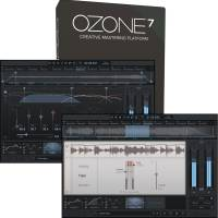 iZotope Ozone 7 Mastering Software EDUCATION (Serial Download)