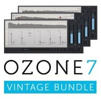 iZotope Ozone 7 Vintage Bundle (Serial Download)
