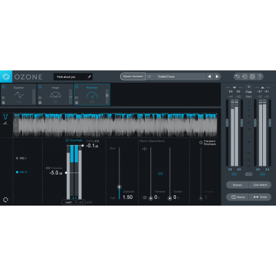 izotope ozone 8 elements serial download izotope from inta audio uk. Black Bedroom Furniture Sets. Home Design Ideas