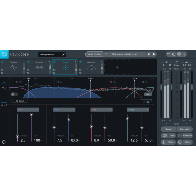 izotope ozone 8 standard upgrade from elements serial download izotope from inta audio uk. Black Bedroom Furniture Sets. Home Design Ideas