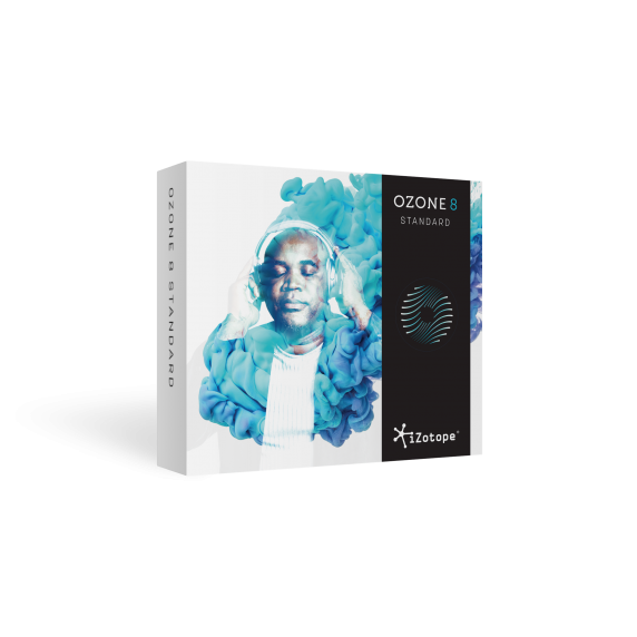 iZotope Ozone 8 Standard UPGRADE from Ozone 1-7 (Serial Download)