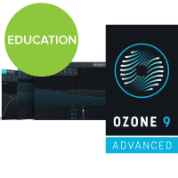 iZotope Ozone 9 Advanced EDUCATION (Serial Download)