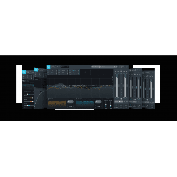iZotope Ozone 9 Advanced UPGRADE from Ozone 9 STD (Serial Download)