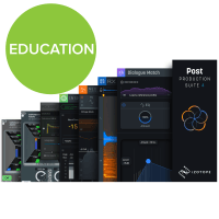 iZotope Post Production Suite 4 EDUCATIONAL (Serial Download)