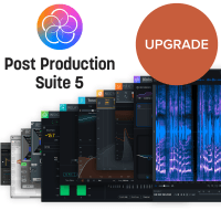 iZotope Post Production Suite 5 UPGRADE from RX Elements/Plug-in Pack (Serial Download)