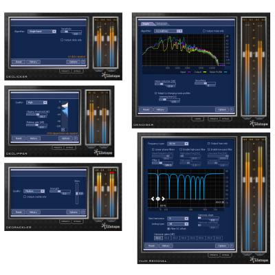 iZotope RX 2 Complete Audio Restoration Software (DOWNLOAD)
