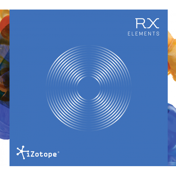 iZotope RX 6 Elements EDUCATION (Serial Download)