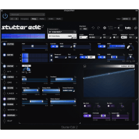 iZotope Stutter Edit 2 UPGRADE from Stutter Edit or Creative Suite 1 (Serial Download)