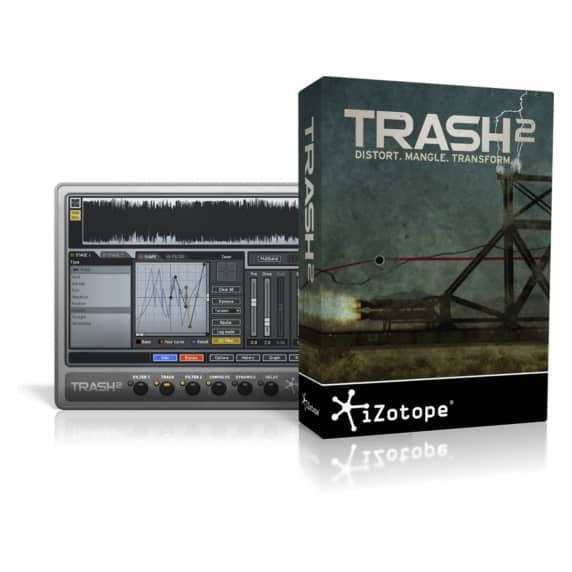 iZotope Trash 2 inc Expansion Packs EDUCATION (Serial Download)