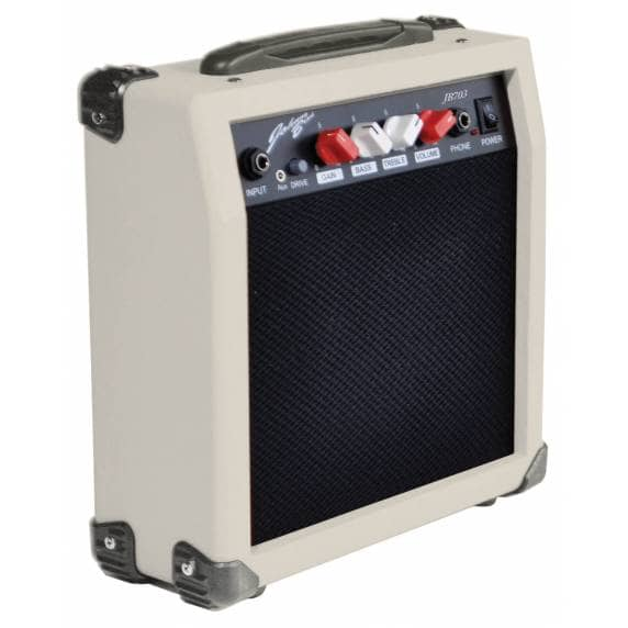 Johnny Brook 20W Compact Guitar Amplifier - White