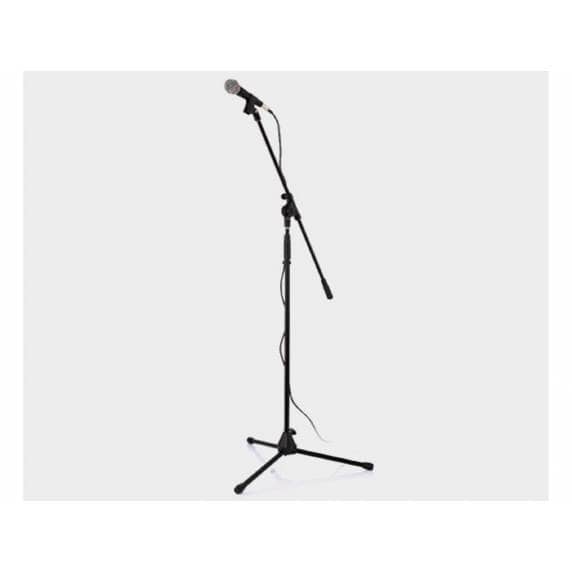 JTS TM-929 Vocal Microphone Set with Mic Stand & Cable