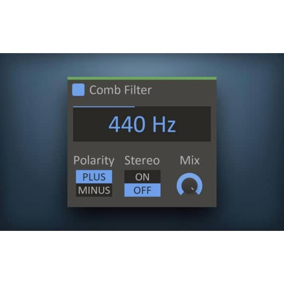 KiloHearts Comb Filter (Serial Download)