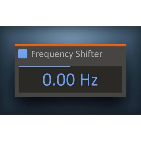 KiloHearts Frequency Shifter (Serial Download)