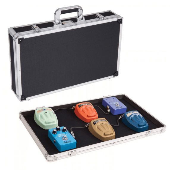 Kinsman Ultima ABS Pedal board Case for Guitar & Bass FX