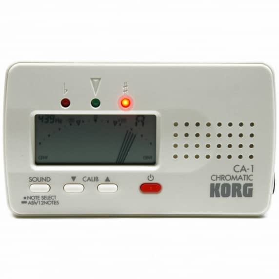 Korg CA-1 Electronic Chromatic Guitar Tuner