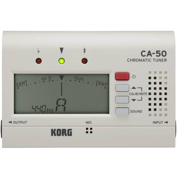 Korg CA-50 Orchestral Tuner