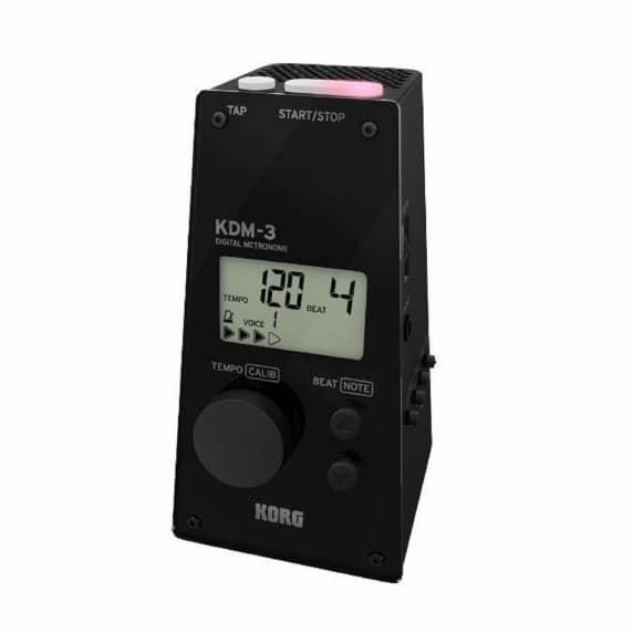 Korg KDM-3 Metronome | Black