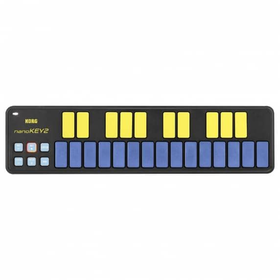 Korg nanoKey 2 Blue Limited Edition