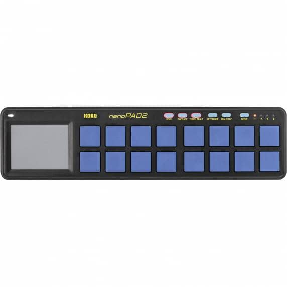 KORG NanoPad 2 Blue Limited Edition