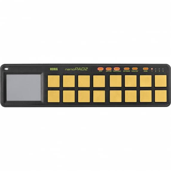 KORG NanoPad 2 Orange Limited Edition