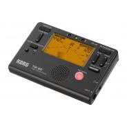 Korg TM-60 Combo Tuner/Metronome | Black