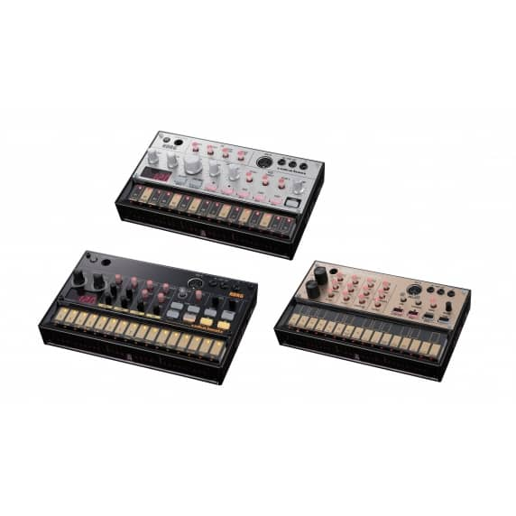Korg Volca Complete Synth Bundle