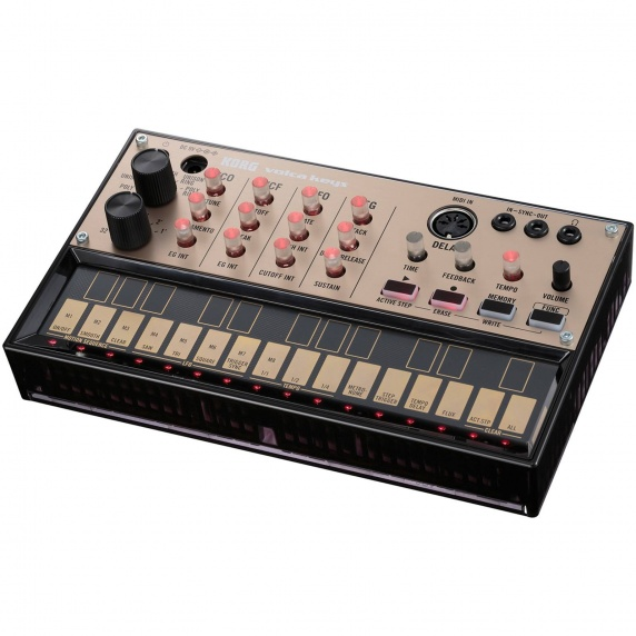 Korg Volca Keys True Analogue Loop Synthesizer
