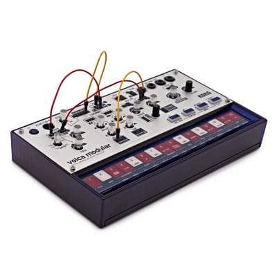 korg volca modular modular desktop synthesizer with sequencer. Black Bedroom Furniture Sets. Home Design Ideas