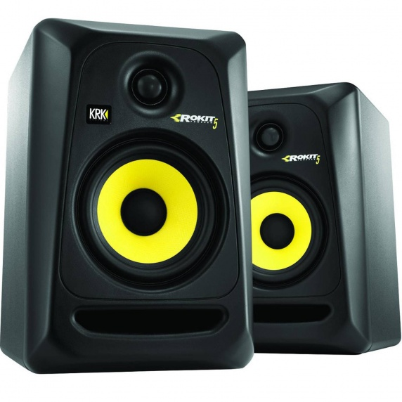 KRK Rokit RP5 G3 - Studio Monitors - Pair