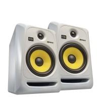 KRK Rokit RP5 G3 - White - Studio Monitors - Pair