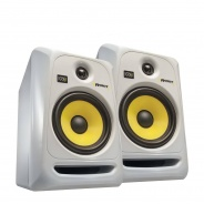 KRK Rokit RP5 G3 - White - Studio Monitors - Pair