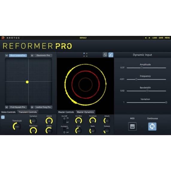 Krotos Audio Reformer Pro (Serial Download)