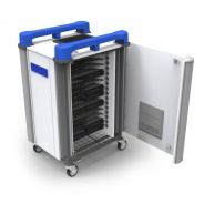 LapCaddy TabCaddy Compact 32 Port Tablet Trolley