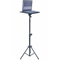 Laptop Tripod Stand - Height Adjustable - Soundlab G001DC - B Stock