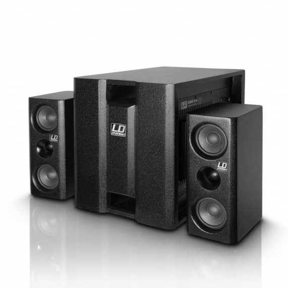 LD Systems DAVE 8XS - Compact Active PA System