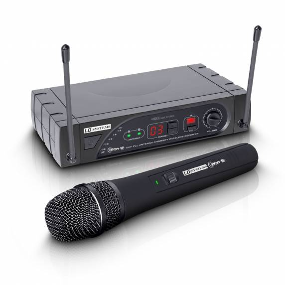 LD Systems LDECO16HHD - Wireless Microphone System