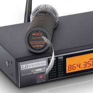 LD Systems LDWS1000G2HHD - Wireless Microphone System with Dynamic Handheld Microphone