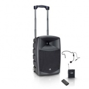 LD Systems RoadBuddy 10 HS - Battery Powered Bluetooth Speaker